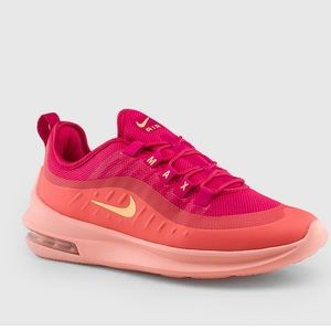 Nike women's Air Max Axis pink orange size 6